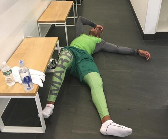 老马狂练至躺健身房:北京放弃我不是最好的决定