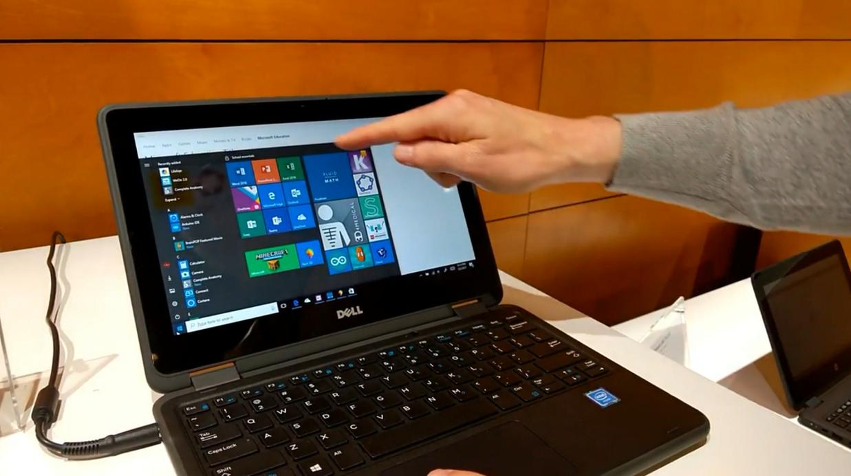 [视频]科技雷不撕:现场体验Windows 10 S