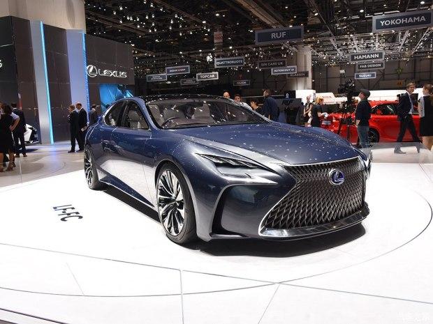 或今年发布 新一代LS将推氢燃料电池版