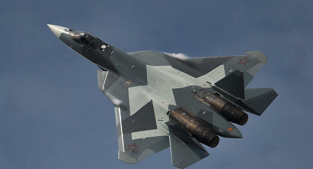 俄媒:T50隐形战机配备最新型导弹堪称航母杀手