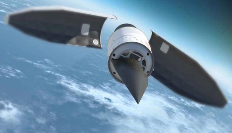俄科学家:俄在高超音速领域研究成果已超越美国