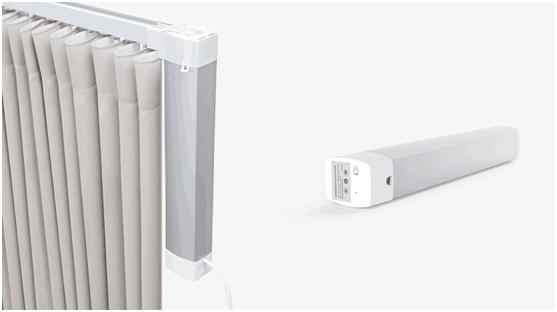 小米生态链迎新品 绿米发布Aqara智能窗帘电机
