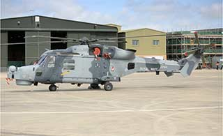 山猫接替者野猫直升机造型奇特