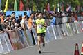 全運會馬拉松亞軍曾跑步送外賣 目標是劉翔
