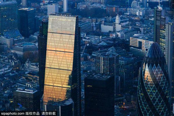 创纪录!中国人101亿买下英国伦敦金融城最高楼