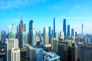 """天河区一季度GDP增长9.6%实现""""开门红"""" 成广东第一经济强区"""