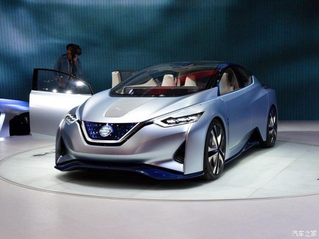 续航550km 日产全新纯电动车2020年投放