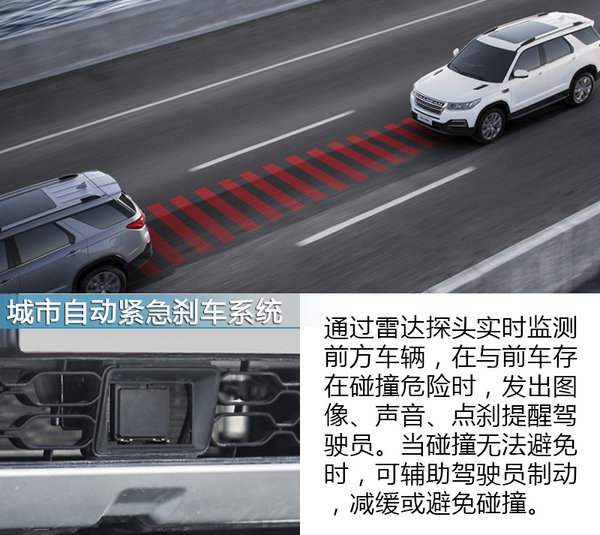 高科技能保命 四款配备主动安全SUV推荐-图1