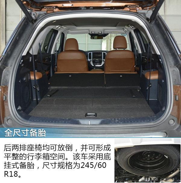 高科技能保命 四款配备主动安全SUV推荐-图7