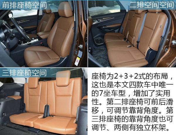 高科技能保命 四款配备主动安全SUV推荐-图6