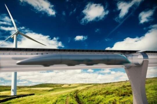 比飞机快10倍的超级高铁还更加安全?CEO如是说