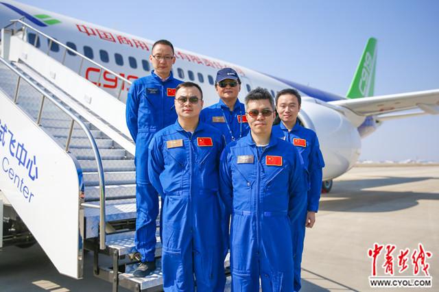 中国C919大飞机将于今日首飞 已获全球570架订单