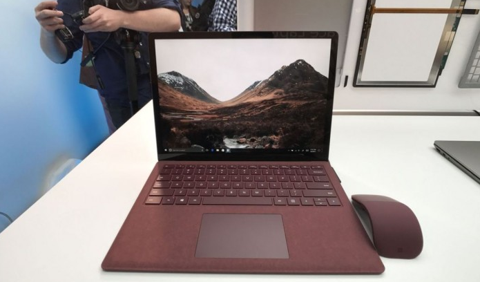 [视频]科技雷不撕:Surface Laptop现场上手体验