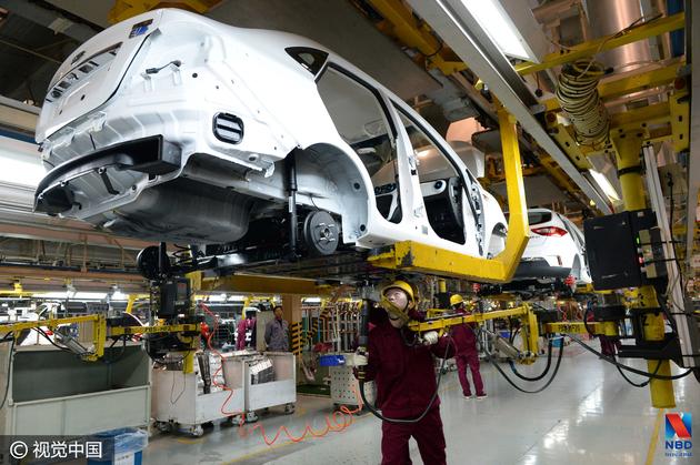 上汽净利是华域的5.4倍 零部件企业弱势地位难改
