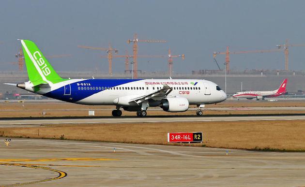 国产客机C919将首飞:突破技术封锁真正属于中国