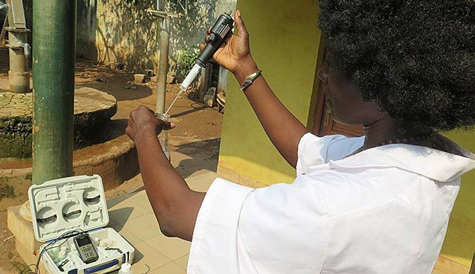 核探测器检测地下蓄水层 非洲干旱地区迎来福音