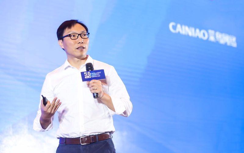 菜鸟总裁万霖:中国物流业已到换道超车关键期