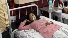 印度一化学液体集装箱泄漏至少487人受伤