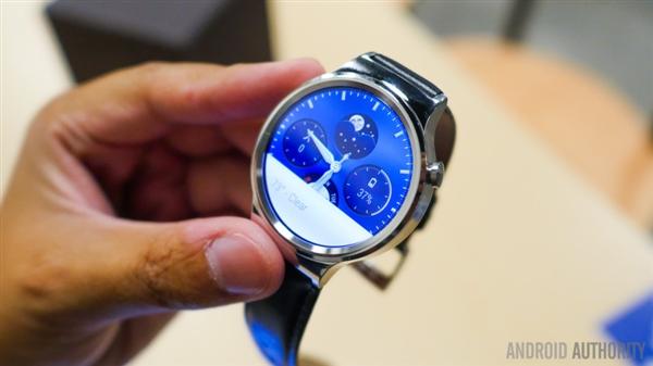 华为手表升级Android Wear 2.0:老外怒赞