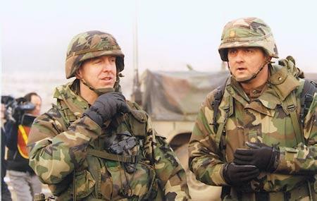 驻韩美军现有四支情报部队 还将增设新情报营