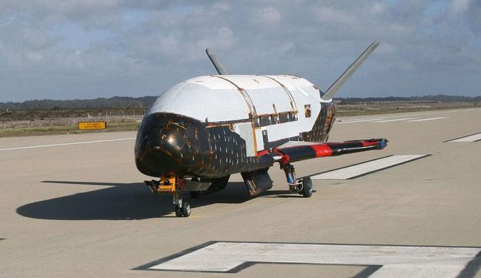 在太空将近两年 美国最神秘空天飞机终返航