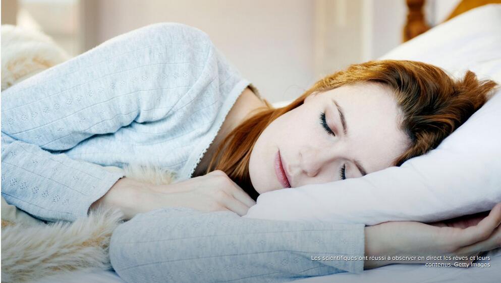 梦的解析:脑电波反映梦境产生时刻和内容