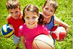 研究:孩童多做运动 美国医疗成本可少数百亿美元