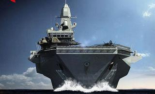 中国将造多少艘075型两栖登陆舰?