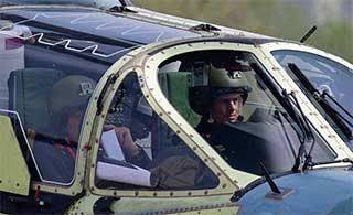俄罗斯为埃及建造卡52武直亮相