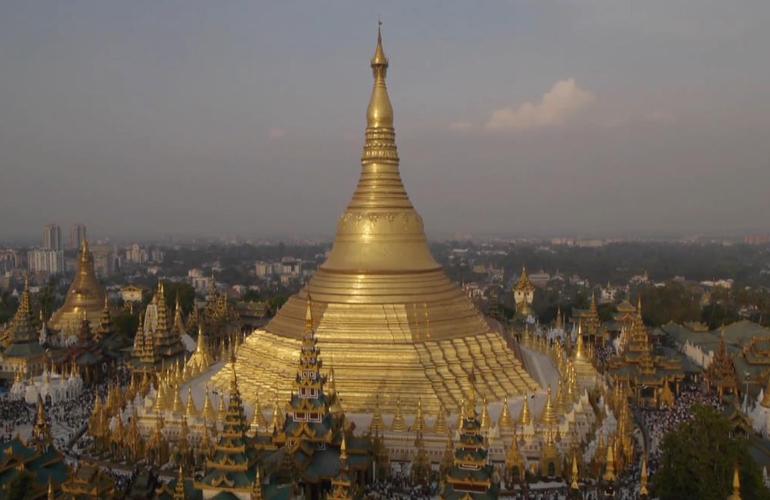 """驻缅甸使馆——缅甸精英谈""""一带一路"""""""