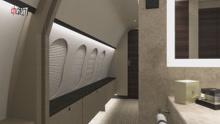 揭秘全球首架787梦想商务机
