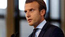 马克龙击败勒庞成法国新总统