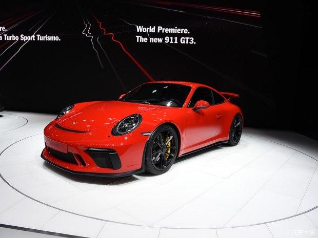 7分12秒70 新款911 GT3纽北圈速公布