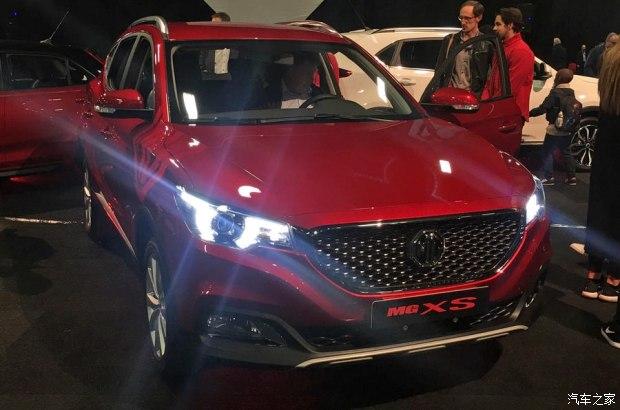 新小型SUV/7座SUV MG将继续扩大SUV阵容