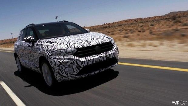 共19款SUV布局 大众公布最新车型计划