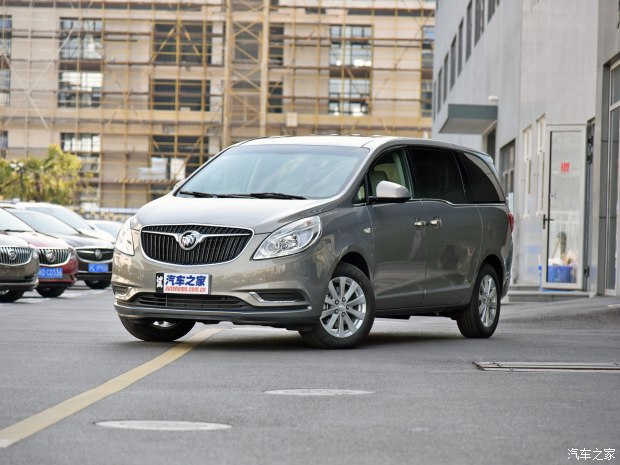 解读GL8商旅车及对手 25万MPV市场调查