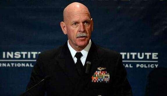 """美太平洋舰队司令声称美""""巡航南海""""政策未变"""
