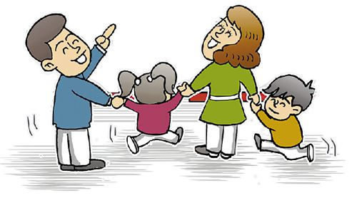 两孩妈妈家庭职场如何兼顾? 育儿路上抓大放小