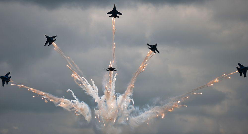 俄军百余名飞行员将赴华参赛 高官放话要拿第一