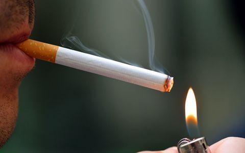 美研究称偶尔吸烟者健康隐患与每天吸烟者大致相同