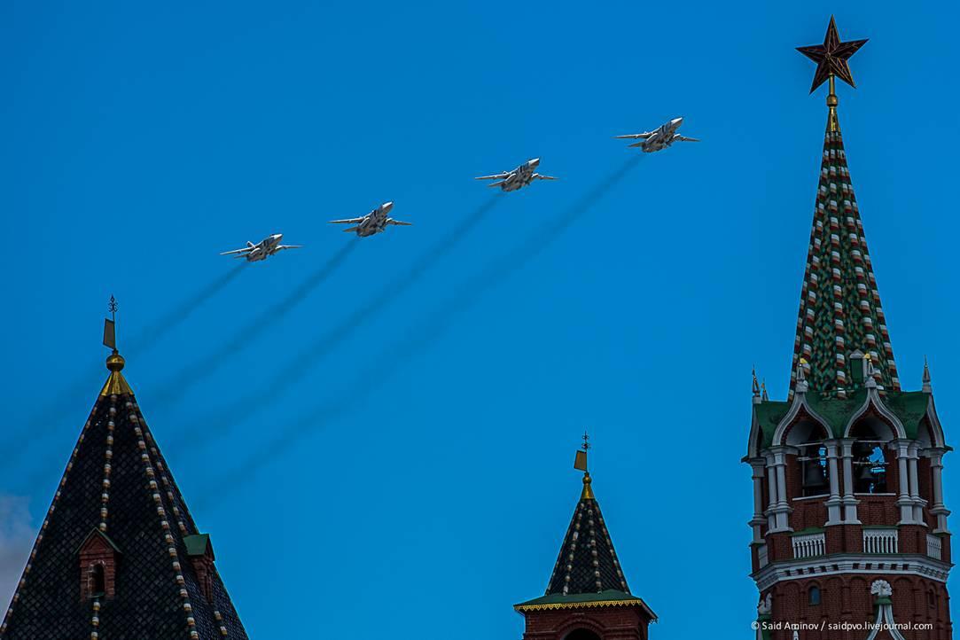 俄举行卫国战争胜利70周年阅兵 普京将发表讲话