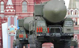 盘点俄罗斯阅兵各种大杀器