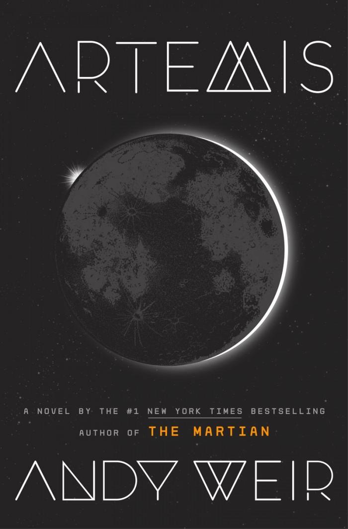 《火星救援》作者发新作:月球犯罪惊悚小说
