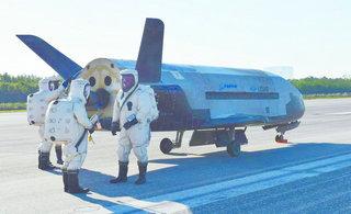 美国X37B在轨718天执行啥任务?