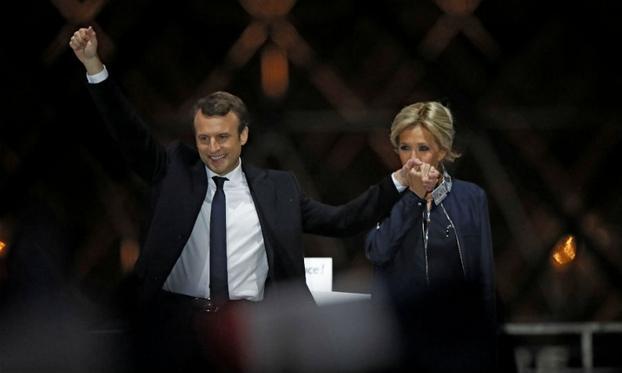 马克龙当选法国总统 法系车企为何将受益