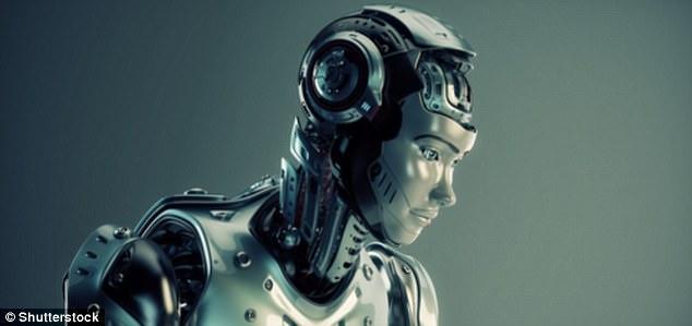 """机器人不仅会""""读心术"""" 它还能画出来你在想什么"""