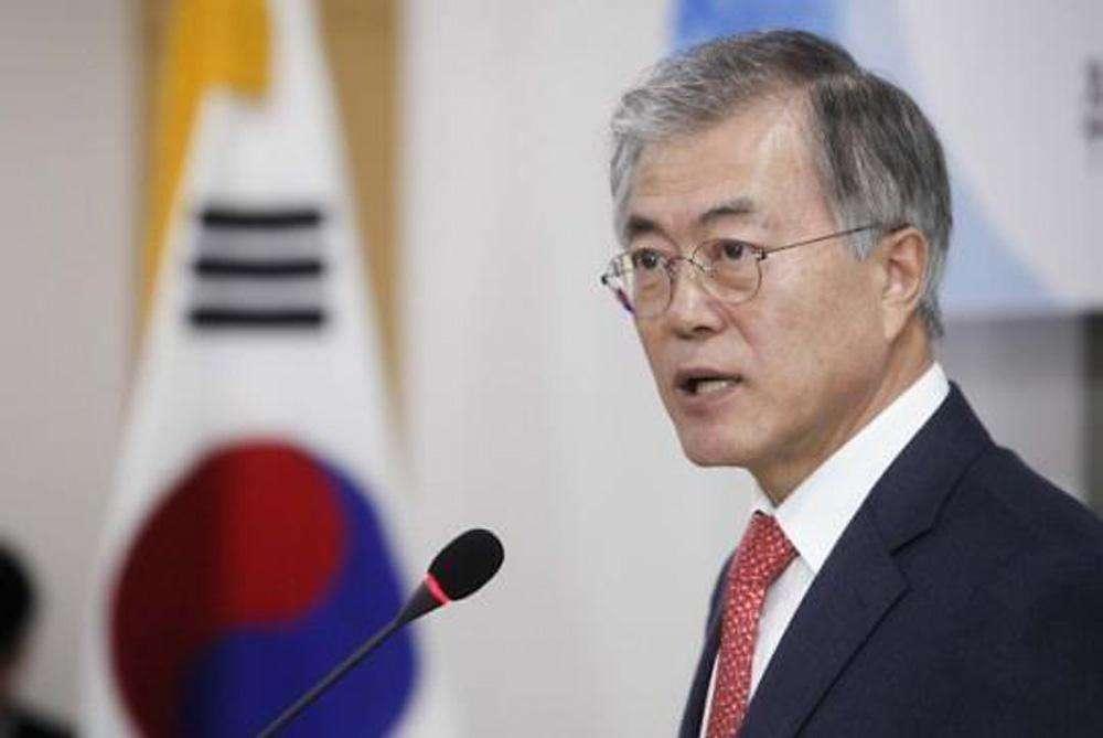 社评:希望文总统对改善中韩