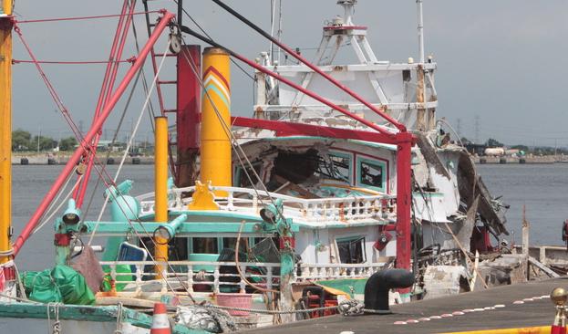 台误射雄风3仍未找到残骸 台媒竟忧被大陆捞走