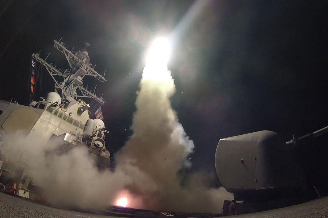 美媒:日本想买美制战斧导弹 这将是个大突破