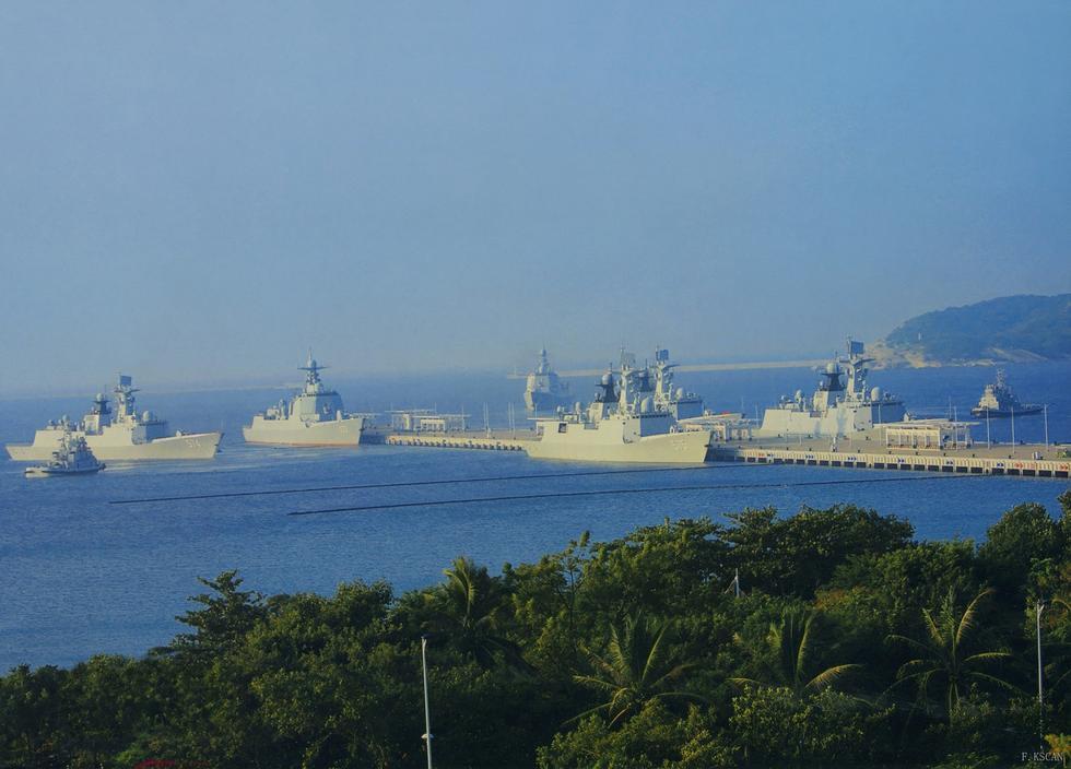 """美媒炒""""中国在南海部署导弹""""却搞错基本事实"""